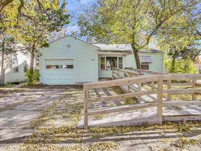 Wichita Single Family Home For Sale: 2156 S Vine St