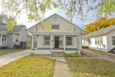 Wichita Single Family Home For Sale: 1321 S Main St