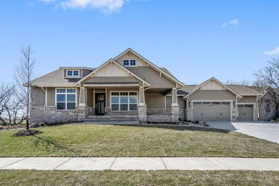 Andover Single Family Home For Sale: 1341 N Shadow Rock
