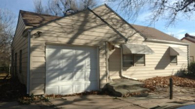 Wichita Single Family Home For Sale: 1540 N Fountain St