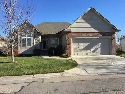 Wichita Single Family Home For Sale: 13445 W Links St