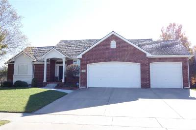 Wichita Single Family Home For Sale: 182 Belle Terre