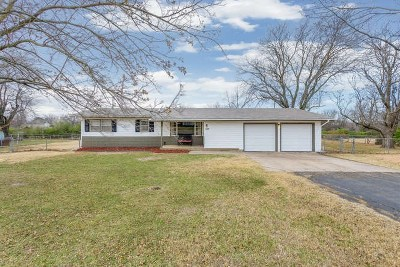Andover KS Single Family Home For Sale: $135,000