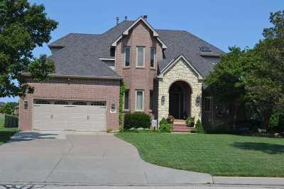 Wichita Single Family Home For Sale: 4311 N Spyglass Cir