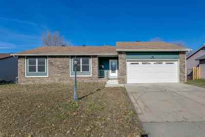 Wichita KS Single Family Home For Sale: $160,000