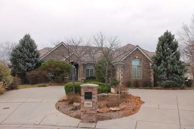 Wichita Single Family Home For Sale: 2353 W Harborlight Ct