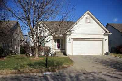 Wichita Single Family Home For Sale: 12640 E Bradford Circle