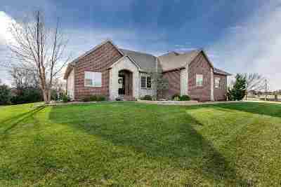 Goddard KS Single Family Home For Sale: $345,000