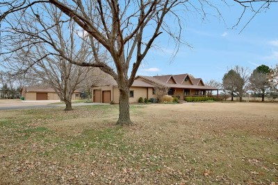 Wichita Single Family Home For Sale: 6324 W 53rd St N