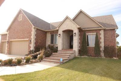 Maize KS Single Family Home For Sale: $629,900