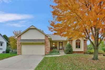 Wichita Single Family Home Take Backup: 1110 N Prescott Cir