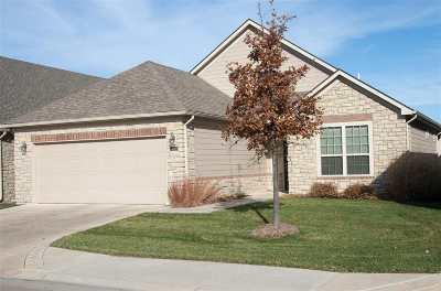 Maize Single Family Home For Sale: 9612 W Village Pl