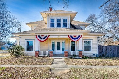 Belle Plaine Single Family Home For Sale: 501 N Linden