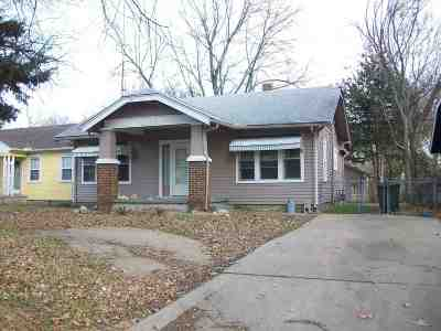 Arkansas City KS Single Family Home For Sale: $24,500