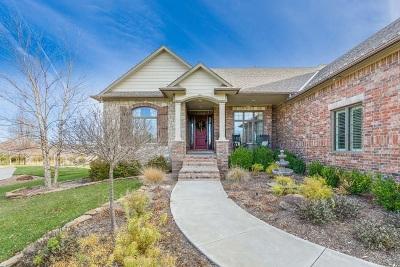 Wichita Single Family Home For Sale: 1802 N Glen Wood Cr