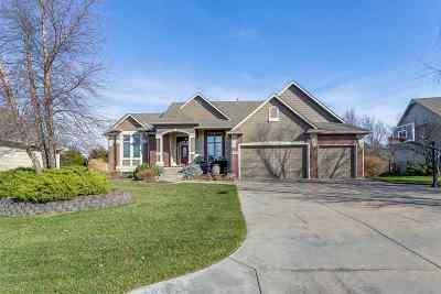 Wichita Single Family Home For Sale: 3210 N Brush Creek St