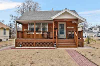 Newton Single Family Home For Sale: 626 SE 5th