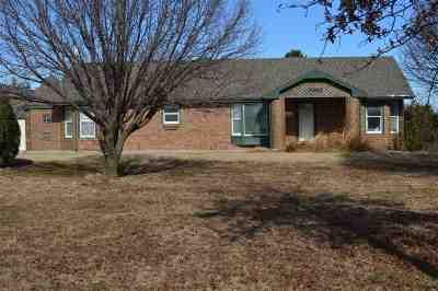Sedgwick County Single Family Home For Sale: 13400 W 87th St S