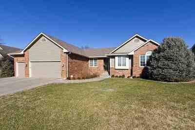 Wichita Single Family Home For Sale: 11818 E Shannon Way