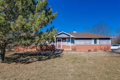 Haysville Single Family Home Take Backup: 1202 E 85th St S