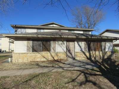 Wichita KS Condo/Townhouse For Sale: $59,000