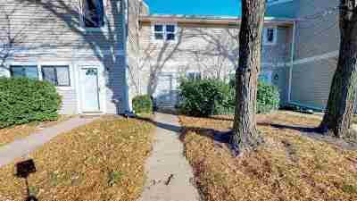 Wichita KS Condo/Townhouse For Sale: $89,500