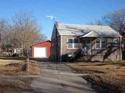 Wichita KS Single Family Home For Sale: $53,000