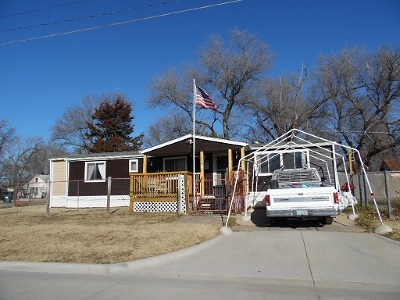 Wichita KS Single Family Home For Sale: $42,000