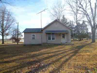 Winfield KS Single Family Home For Sale: $55,000
