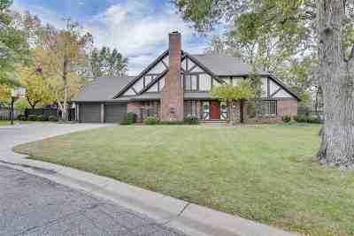 Wichita Single Family Home For Sale: 7729 E Killarney Ct