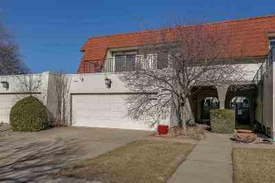Wichita Condo/Townhouse For Sale: 54 E Via Verde St