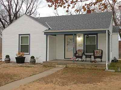 Wichita Single Family Home For Sale: 903 S Rutan