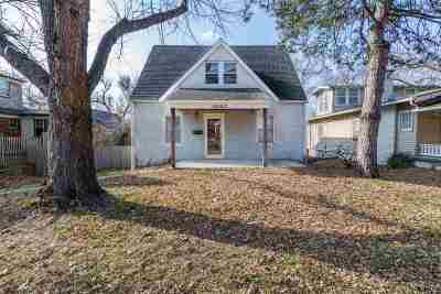 Wichita Single Family Home For Sale: 1007 N Yale Ave