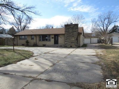 Wichita Single Family Home For Sale: 1733 N Meridian Ave
