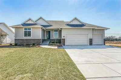 Wichita Single Family Home For Sale: 13905 E Steeplechase Cir