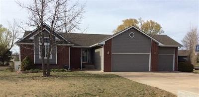 Haysville Single Family Home For Sale: 8451 S Minnesota Cir