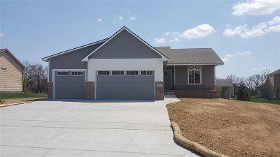 Wichita Single Family Home For Sale: 844 S Glen Wood Ct