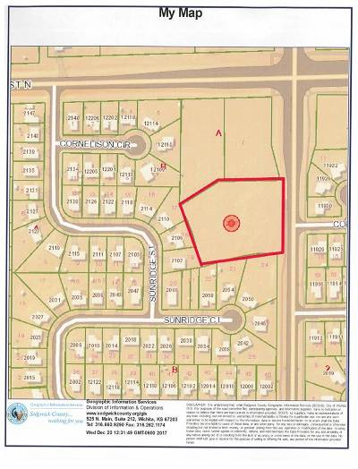 Wichita Residential Lots & Land For Sale: 2107 N 119th