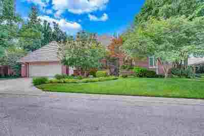 Wichita Single Family Home For Sale: 9111 E Killarney