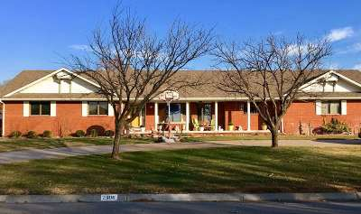 Augusta Single Family Home For Sale: 2906 N Lake Shore Dr