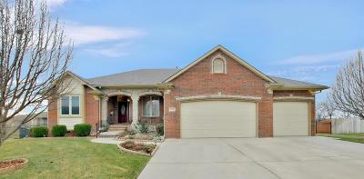 Wichita Single Family Home For Sale: 1909 S Tara Falls Ct