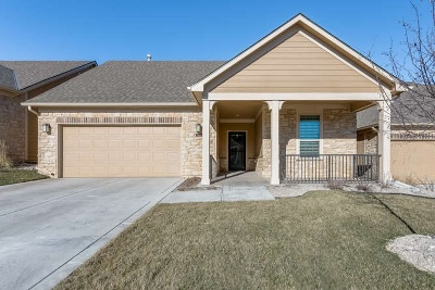Wichita Single Family Home For Sale: 1215 S Siena Ct