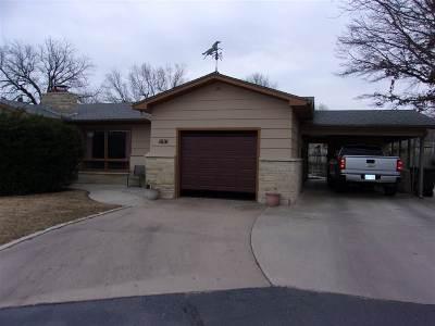 Arkansas City Single Family Home For Sale: 1601 E Madison