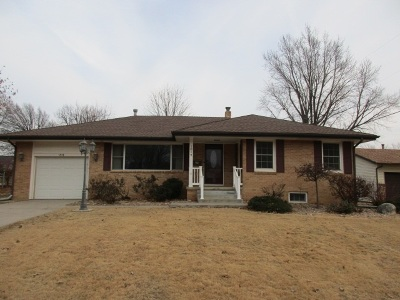 Wichita KS Single Family Home For Sale: $102,000