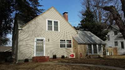 Winfield Single Family Home For Sale: 1414 E 4th Ave