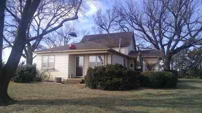 Sedgwick Single Family Home For Sale: 9513 S River Park Rd.
