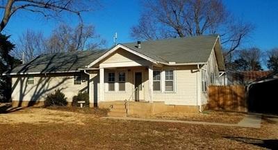 Arkansas City Single Family Home For Sale: 7288 322nd Rd