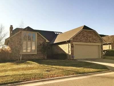 Wichita Single Family Home For Sale: 14407 E Tipperary Cir