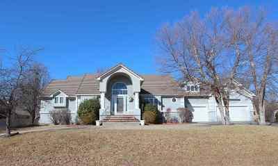 Wichita Single Family Home For Sale: 750 N Sagebrush Ct