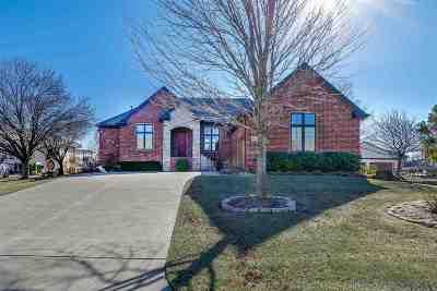 Wichita Single Family Home For Sale: 8203 E Champions St